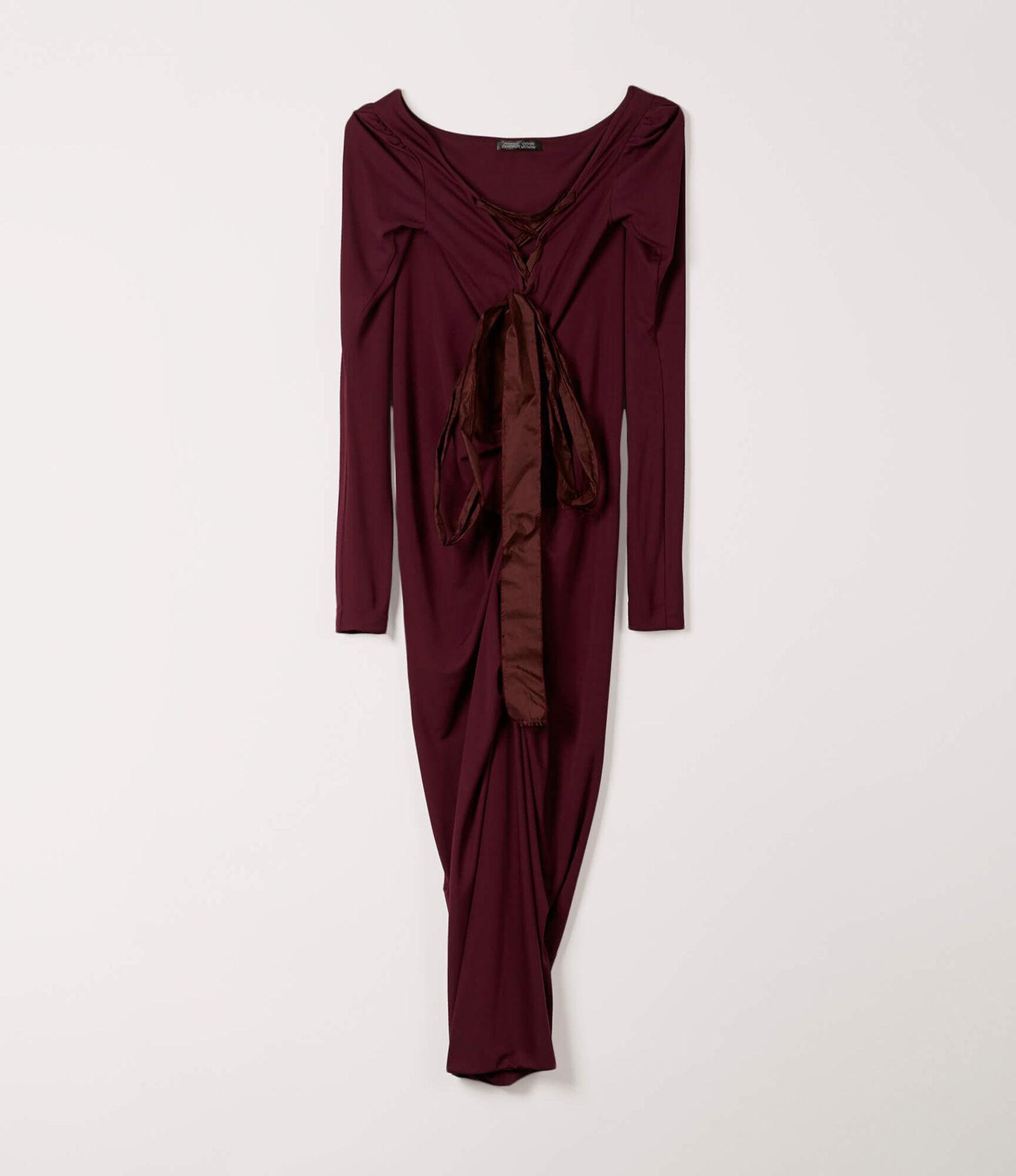 Vivienne Westwood Dresses Women S Clothing Cow Dress Plum
