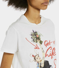 Get A Life Peru T-shirt White