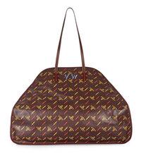 Large Colette Yasmine Bag 42030030 Burgundy