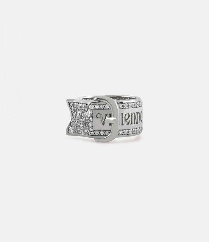 Pavé Belt Ring 1