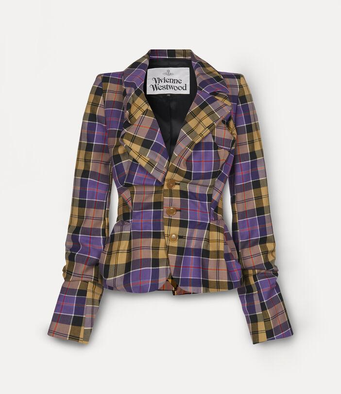 Drunken Tailor Jacket Tartan 1