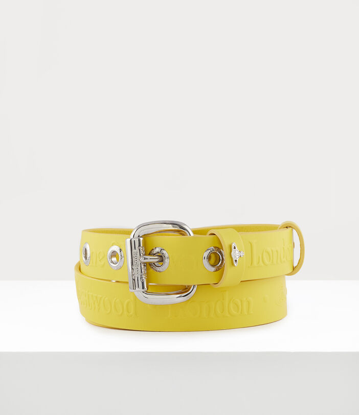 Carolina Belt Lemon Yellow 1