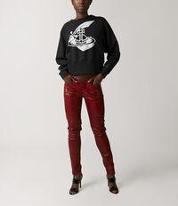 Athletic Sweatshirt Black