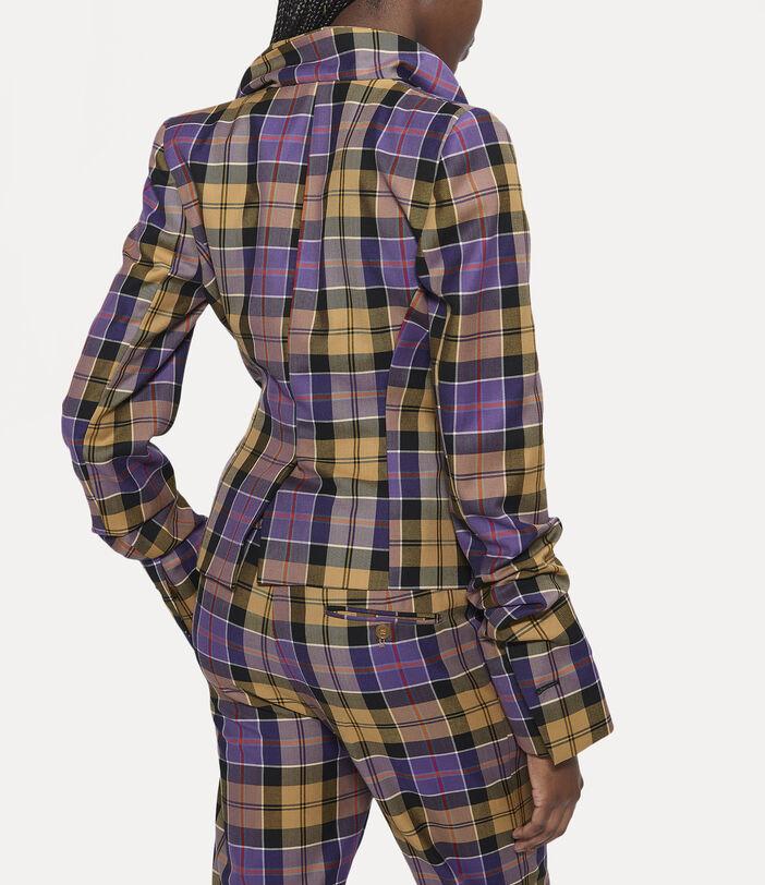 Drunken Tailor Jacket Tartan 4