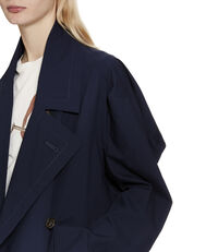 Oversize Arab Coat Navy