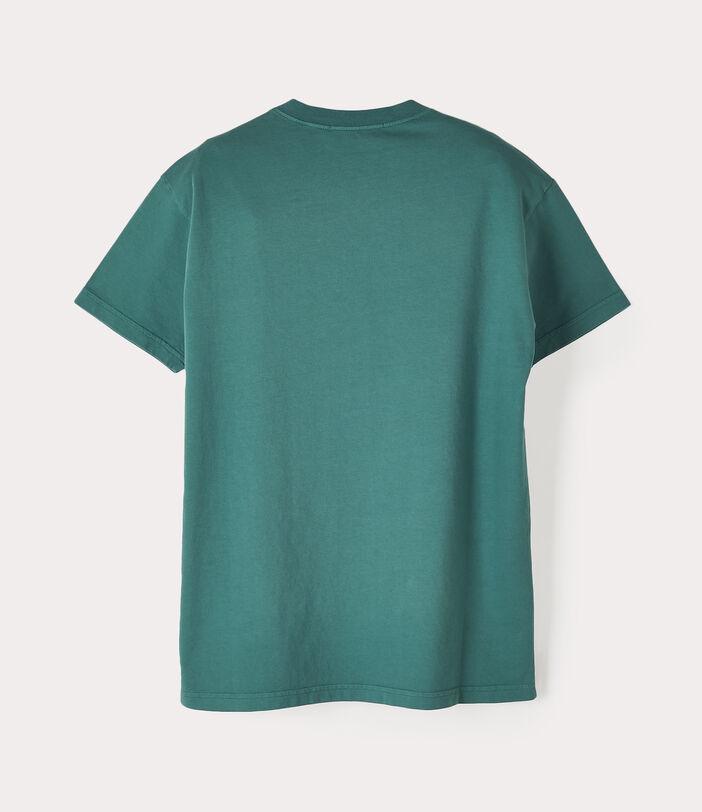 Classic T-Shirt Multicolour Orb Green 2