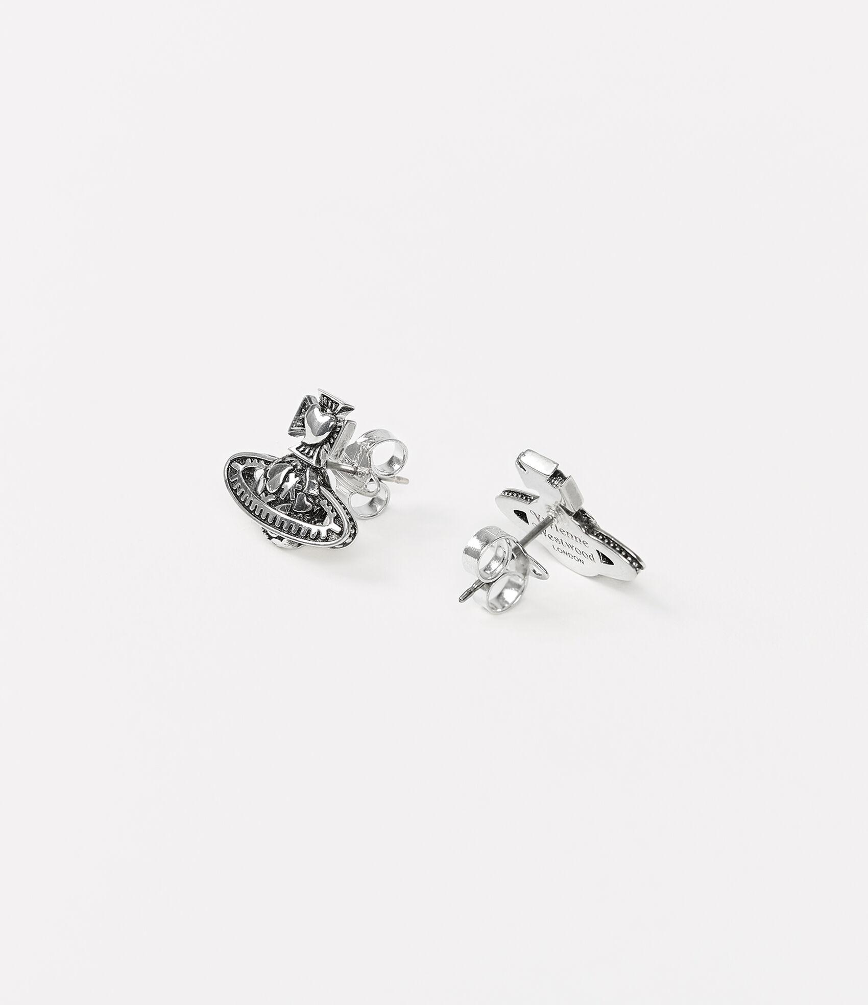 82d53c3c7 Vivienne Westwood Earrings | Women's Jewellery | Vivienne Westwood -  Odelina Bas Relief Earrings Antique