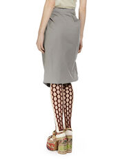 New Accident Skirt Grey