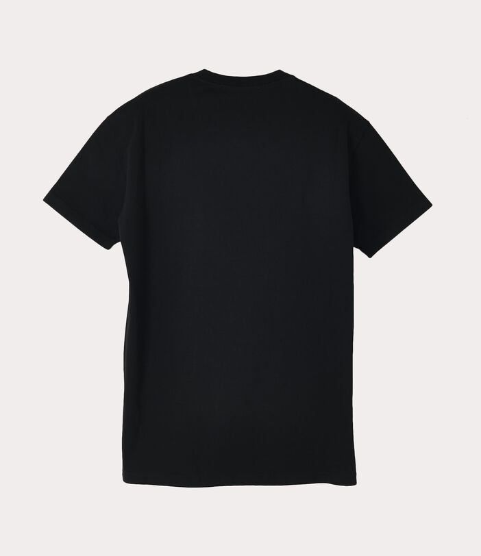 Classic T-Shirt Multicolour Orb Black 2