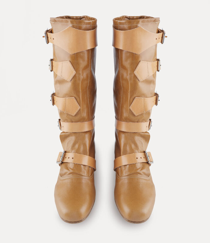 Pirate Boots Tan 6