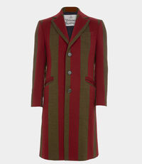 Castle Coat Bordeaux/Brown