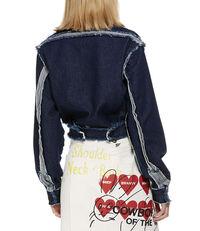 Grand Hotel Jacket Blue Denim