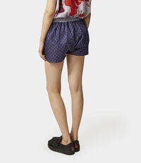 We Boxer Shorts Navy/Silver Dots