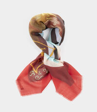 Sister Scarf Red