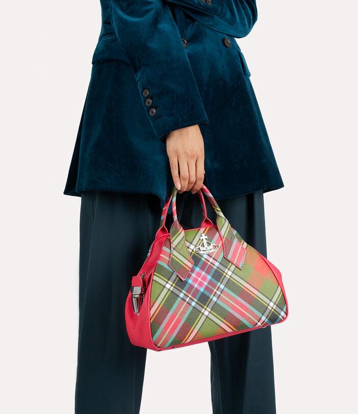 Derby Special Medium Yasmine Bag Tartan 2