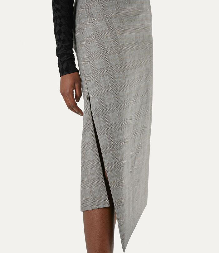 Midi Infinity Skirt 4