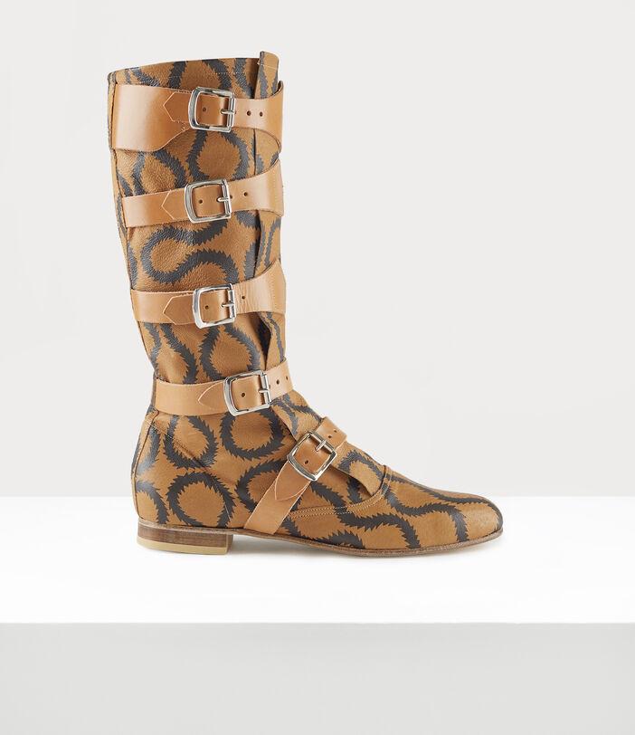 Pirate Boots Tan/Brown 1