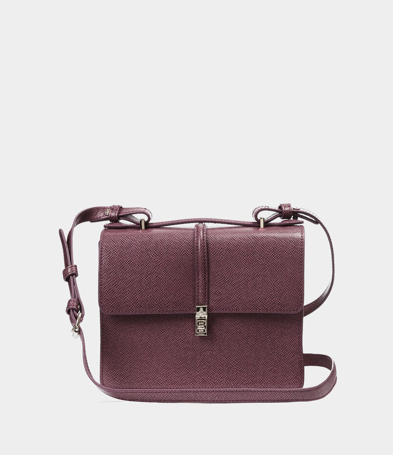 Sofia Medium Shoulder Bag Pink
