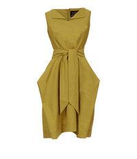Lotus Dress Yellow