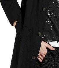 Duster Jacket Black