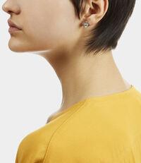 Sterling Silver Nunzia Earrings