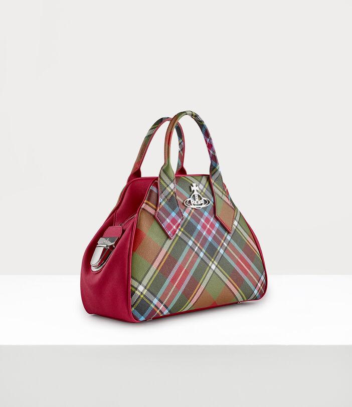 Derby Special Medium Yasmine Bag Tartan 3