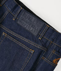 Alien Jeans Blue Denim