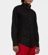 Stretch Krall Shirt Black