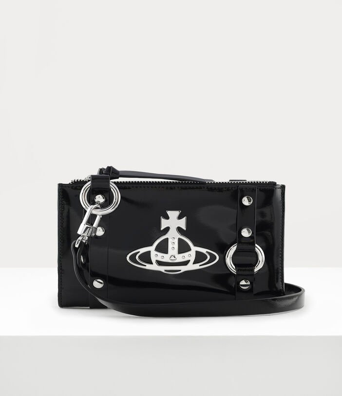 Betty Crossbody Bag Black 1