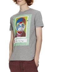 Dylan Peru T-Shirt Grey Melange