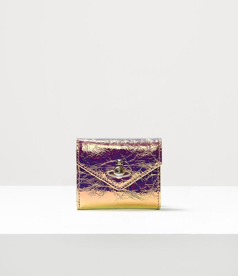 Archive Envelope Billfold Gold
