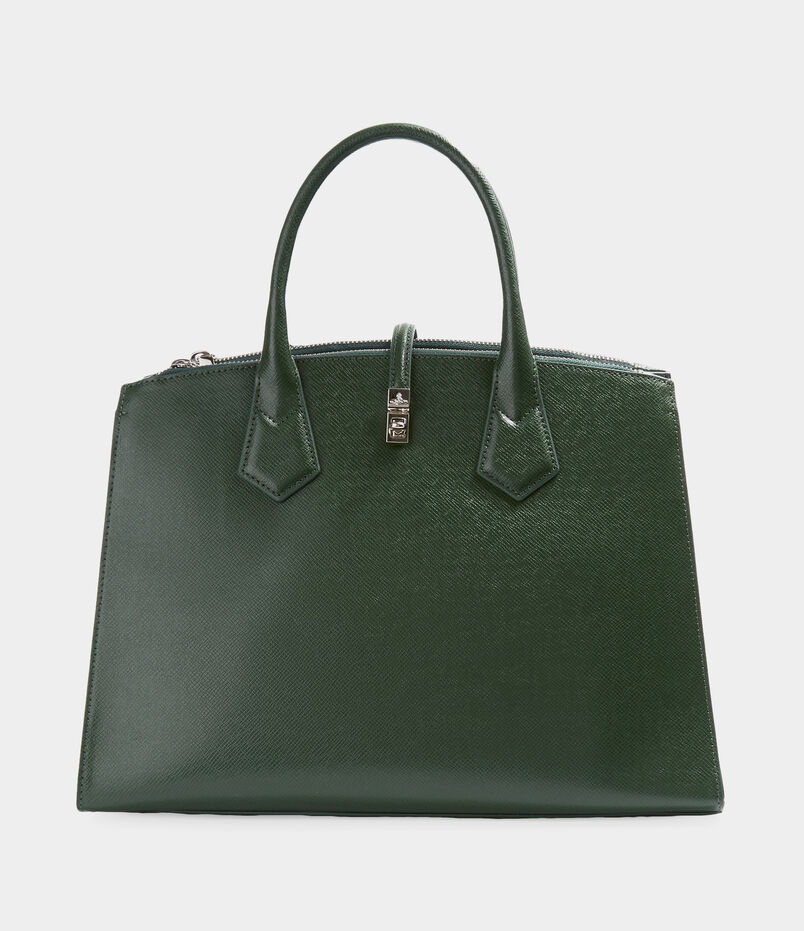 Sofia Office Bag Green