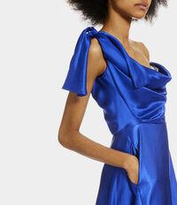 Butternut Dress Blue