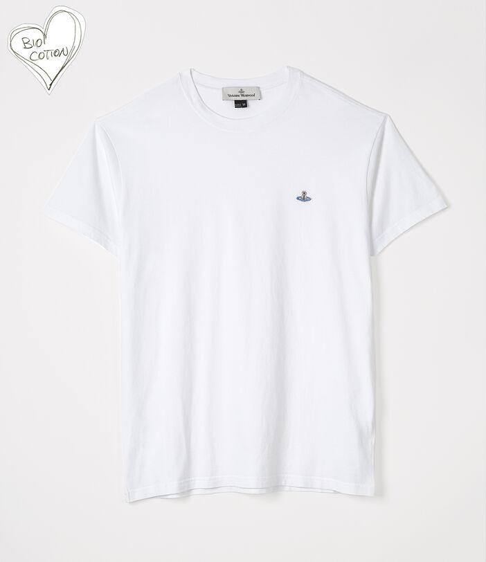 Boxy T-Shirt White 1