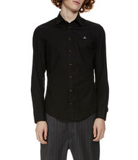 Classic Stretch Shirt Black