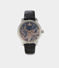 Fitzrovia Watch Navy