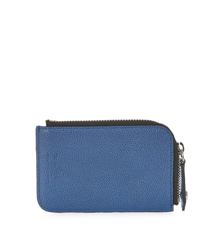 Lanyard Medium Wallet 51070015 Blue