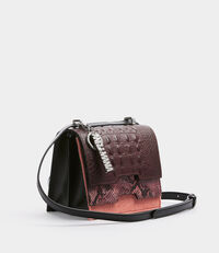 Susie Mini Crossbody Bag Red