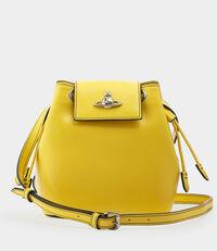 Matilda Bucket Bag Yellow