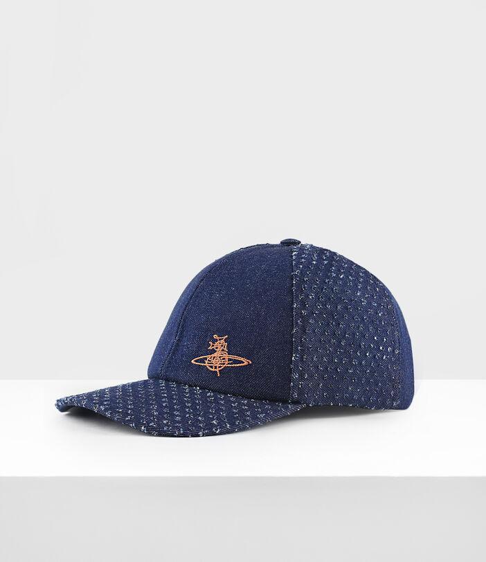 Baseball Hat Blue 3
