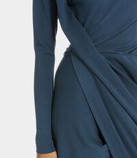 Long Sleeve Vian Dress Kerosene