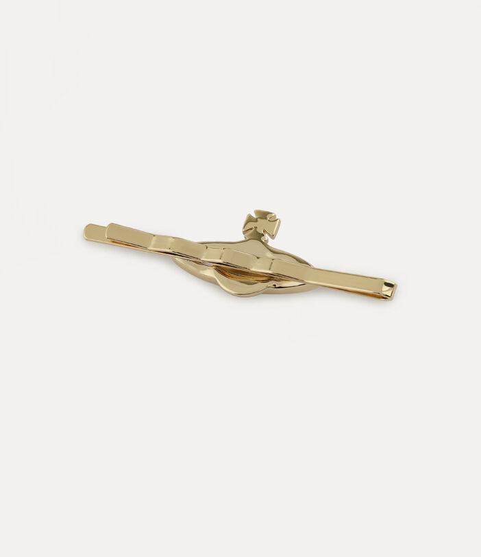 Mini Bas Relief Tie Clip 3