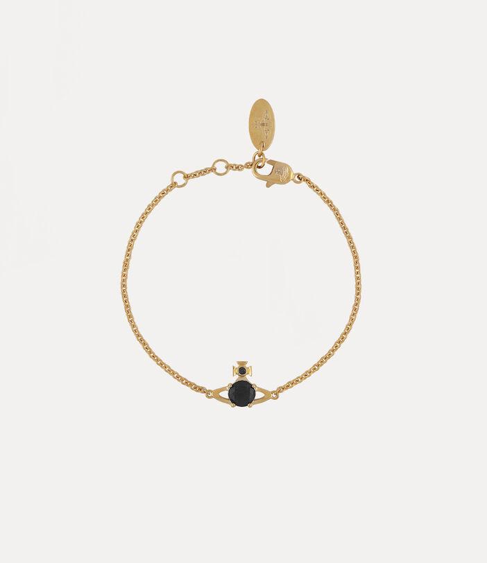 Reina Small Bracelet Gold-Tone 1