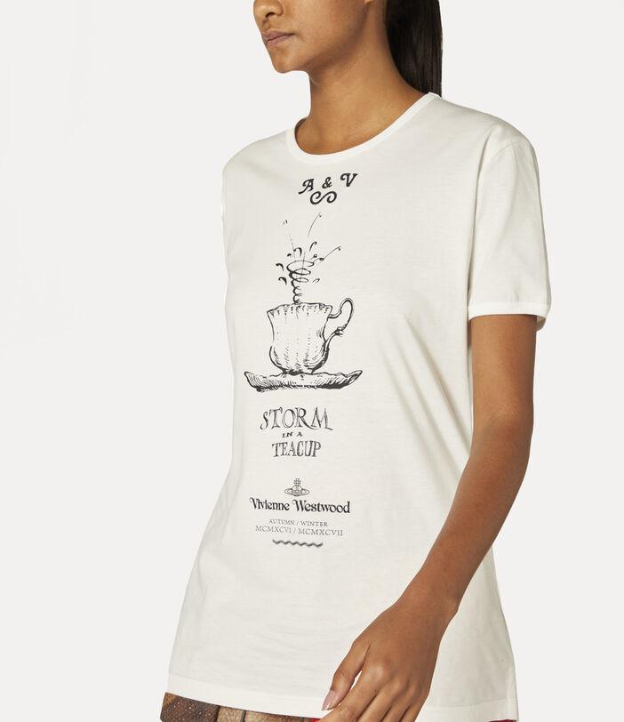 Storm T-Shirt White 5