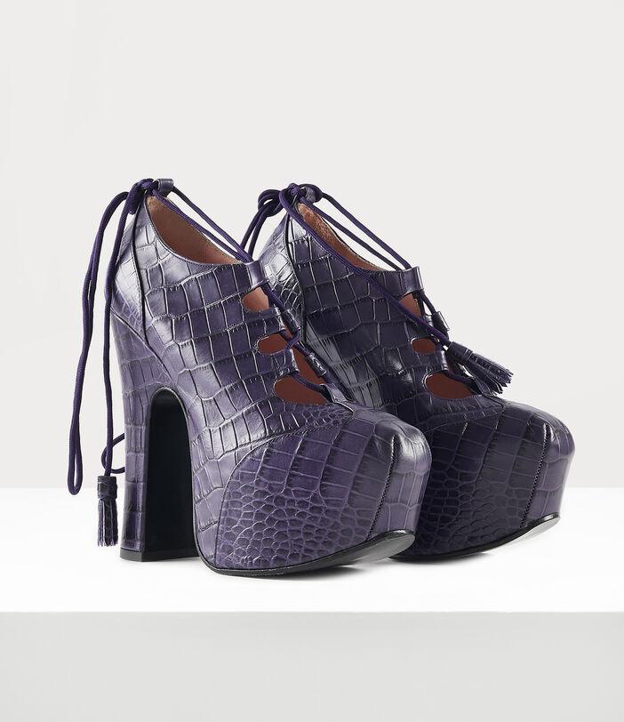 Elevated Ghillie Purple 3