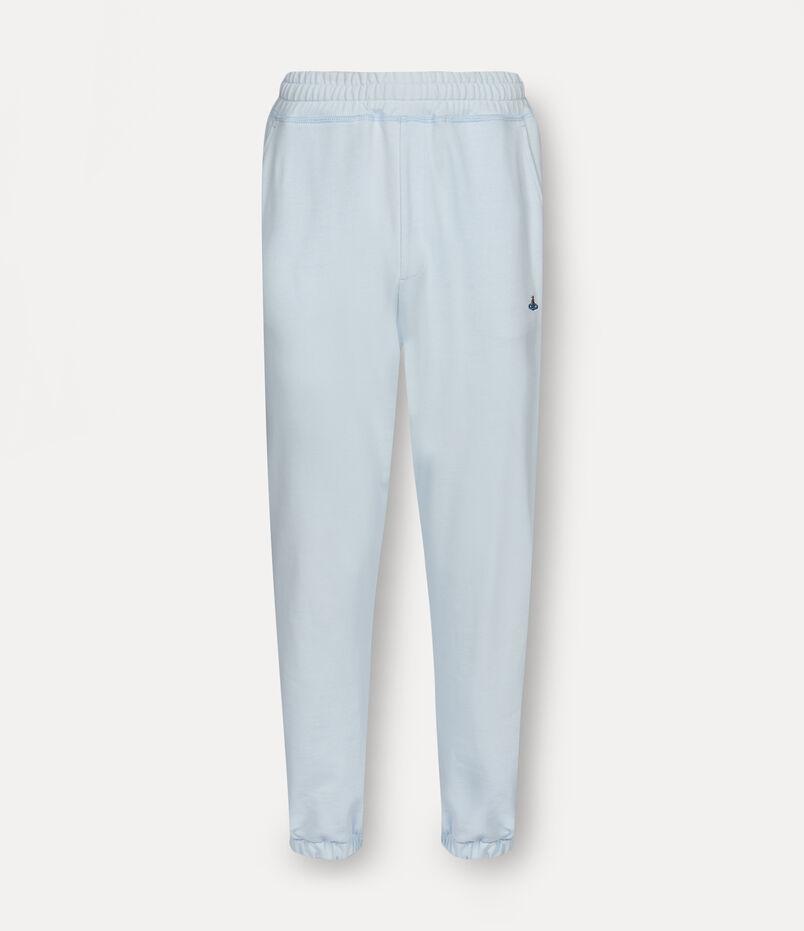 Vivienne Westwood Cottons Action Man Sweatpants Bit Of Blue