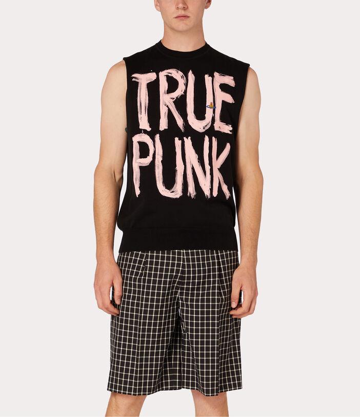 Punk Top Black 3