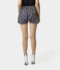 We Boxer Shorts Navy Stripes