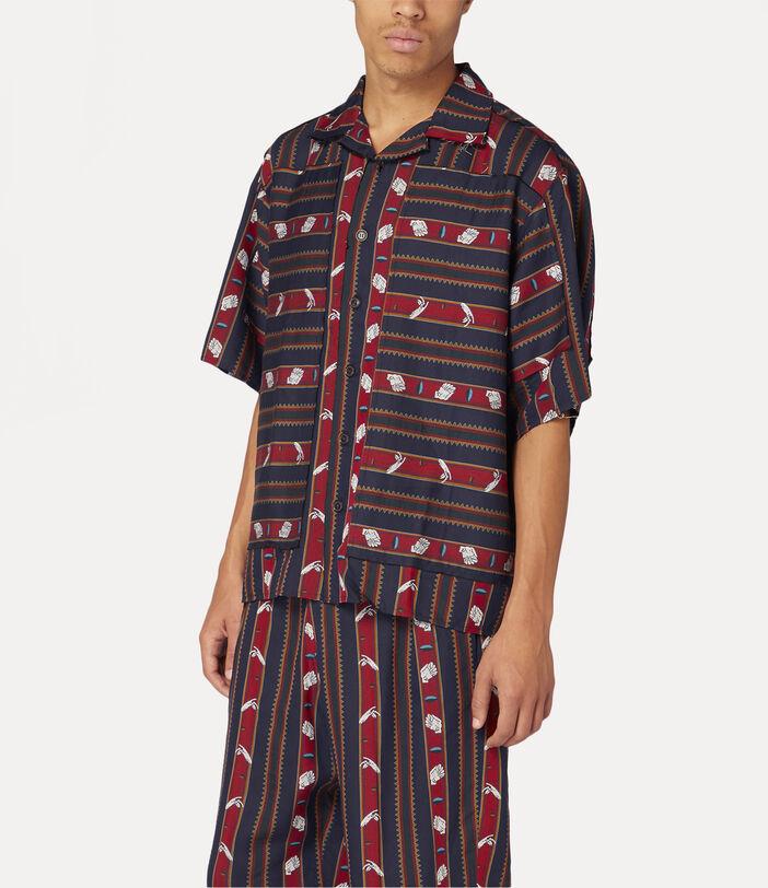 Aloha Shirt Chrissie Stripes 3