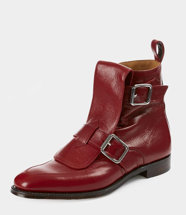 Seditionary Punk Boots Red from Vivienne Westwood